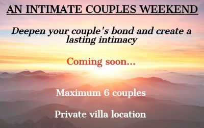 New Horizons, An Intimate Couples Weekend