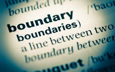 Online Boundaries Workshop: May 23rd. 10:00-13:00